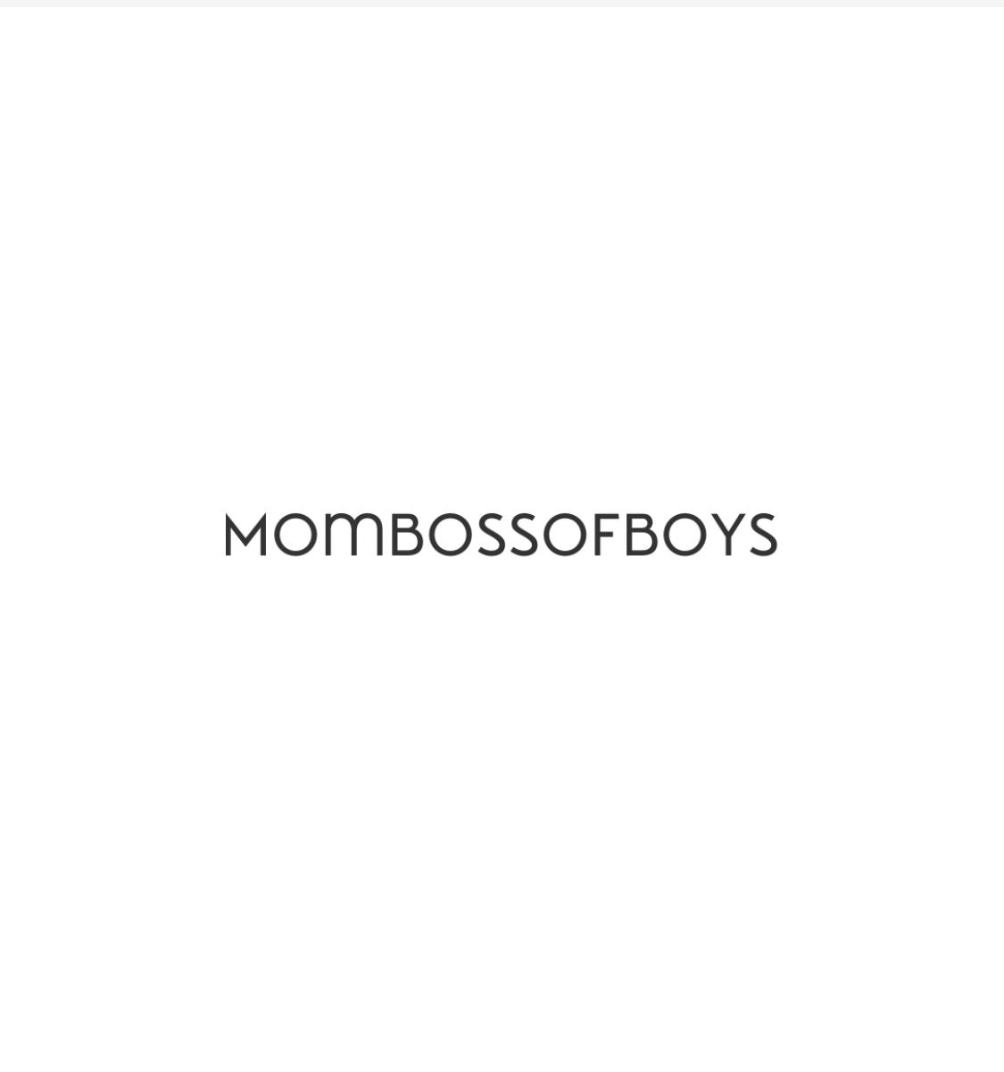 Mom Boss of Boys